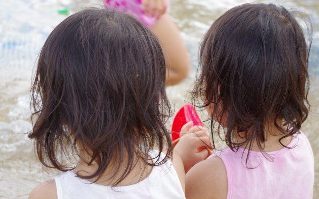 卵 性 双生児 一
